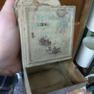 Vintage Matchbook Holder